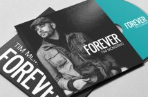 Forever Album Art - Tim McMorris