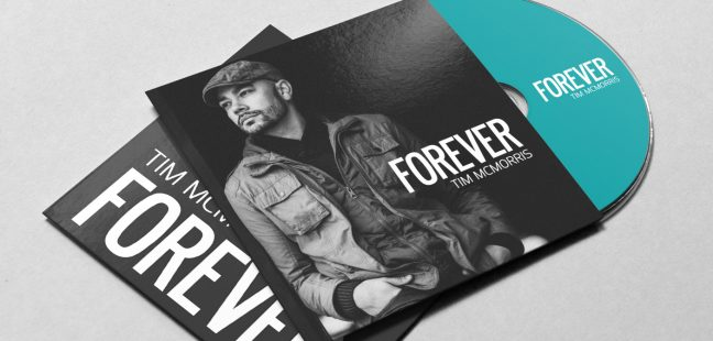 Forever Album Art - Tim McMorris